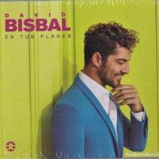 CDs de Música: DAVID BISBAL EN TUS PLANES CD NUEVO PRECINTADO. Lote 246982070