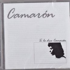 CDs de Música: CAMARON TE LO DICE CAMARON CD NUEVO PRECINTADO GRABACIONES ORIGINALES REMASTERIZADAS. Lote 246984490