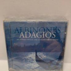 CD de Música: CD5174 ALBINONIS ADAGIOS CD SEGUNDA MANO. Lote 247054230