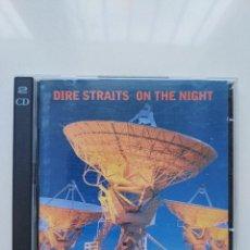 CDs de Música: DIRE STRAITS DOBLE CD ON THE NIGHT Y ENCORES. Lote 247226835