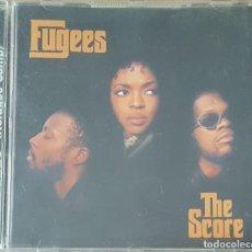 CDs de Música: CD / FUGEES - THE SCORE, 1996. Lote 247324170