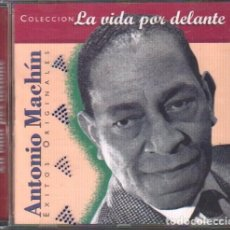 CDs de Musique: ANTONIO MACHIN - COLECCION LA VIDA POR DELANTE - EXITOS ORIGINALES / CD ALBUM 1996 RF-9350. Lote 247416900