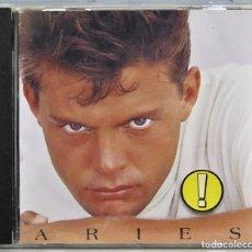 CDs de Musique: CD. LUIS MIGUEL. ARIES. Lote 247424660