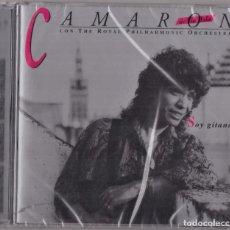 CDs de Música: CAMARON SOY GITANO GRABACIONES ORIGINALES REMASTERIZADAS CD NUEVO PRECINTADO. Lote 247428360