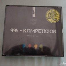 CDs de Música: DOBLE CD - 995 KOMPETICION - REEDICION 2009. Lote 247484400