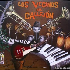 CDs de Música: LOS VECINOS DEL CALLEJON - A TU RITMO. Lote 247505165