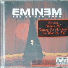 CDs de Música: CD / EMINEM - THE EMINEM SHOW, 2002. Lote 247548975