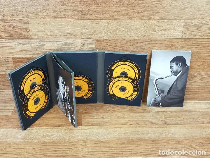 CDs de Música: JOHN COLTRANE:SIDE STEPS - SET CDS Y LIBRETO CD - Foto 2 - 247560155