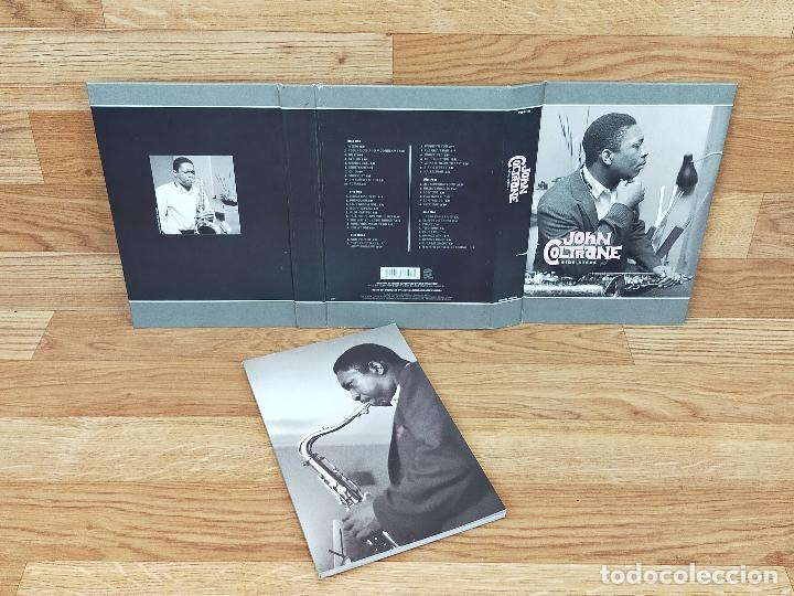CDs de Música: JOHN COLTRANE:SIDE STEPS - SET CDS Y LIBRETO CD - Foto 4 - 247560155