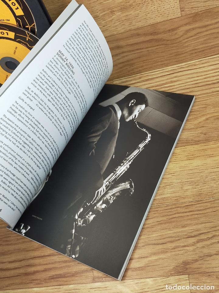 CDs de Música: JOHN COLTRANE:SIDE STEPS - SET CDS Y LIBRETO CD - Foto 5 - 247560155