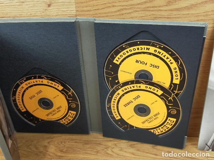 CDs de Música: JOHN COLTRANE:SIDE STEPS - SET CDS Y LIBRETO CD - Foto 6 - 247560155