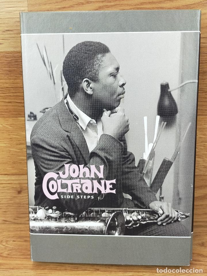 JOHN COLTRANE:SIDE STEPS - SET CDS Y LIBRETO CD (Música - CD's Jazz, Blues, Soul y Gospel)