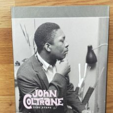CDs de Música: JOHN COLTRANE:SIDE STEPS - SET CDS Y LIBRETO CD. Lote 247560155
