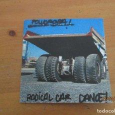 CDs de Música: POLVOROSA! RADICAL CAR DANCE! DEMO STARFISH 2002 3 CANCIONES ELECTRO LATINO. Lote 247594585