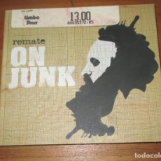CDs de Música: REMATE ON JUNK LIMBO STAR 2005 DIGIPACK. Lote 247595785
