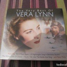 CDs de Música: CD VERA LYNN THE VERY BEST OF...2 CD´S PRECINTADO. Lote 247649165
