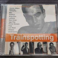 CDs de Música: CD TRAINSPOTTING - EMI PREMIER 1996. Lote 247692660