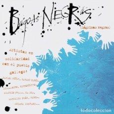CDs de Música: BAGOAS NEGRAS - LAGRIMAS NEGRAS. Lote 247775510