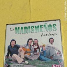 CDs de Música: ANTOLLGIA LOS MARISMEÑOS 4CDS. Lote 247797810