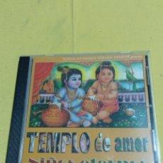 CDs de Música: CD TEMPLO DE AMOR NIÑOS ETERNOS. Lote 247799385