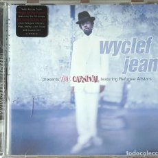CDs de Música: CD / WYCLEF JEAN PRESENTS THE CARNIVAL FEATURING REFUGEE ALLSTAR, 1997. Lote 247917440