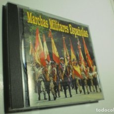 CDs de Música: CD MARCHAS MILITARES ESPAÑOLAS.8 TEMAS DISCOS MERCURIO 1995 (BUEN ESTADO). Lote 247934590