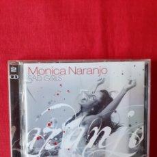 CDs de Música: BAD GIRLS. MONICA NARANJO. 2 CD EXCLUSIVO FANS DESCATALOGADO RARO ALBUM SONY MUSIC 2002 HOLLAND. Lote 247960500
