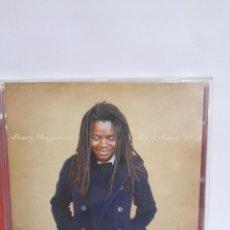CDs de Música: CD DE MUSICA TRACY CHAPMAN LET IT RAIN. Lote 247983185