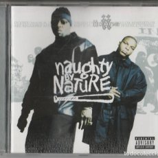 CDs de Música: CD NAUGHTY BY NATURE. - LICONS - HIP HOP. Lote 248013265