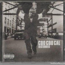 CDs de Música: CD COO COO CAL - DISTURBED - HIP HOP. Lote 248019450