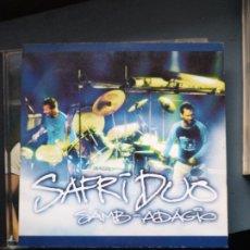 CDs de Música: SAFRI DUO CD SINGLE. Lote 248040645