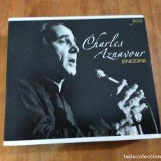 CDs de Música: CHARLES AZNAVOUR - ENCORE - 3- CD. Lote 248093605