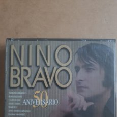 CDs de Música: NINO BRAVO CD 50 ANIVERSARIO. Lote 248095130