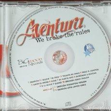 CDs de Música: CD / AVENTURA - WE BROKE THE RULES, 2004. Lote 248128330
