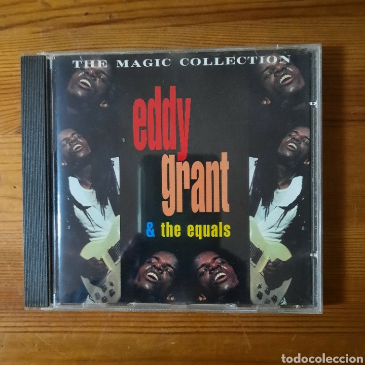 EDDY GRANT & THE EQUALS, THE MAGIC COLLECTION (Música - CD's Reggae)