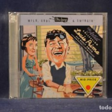 CDs de Música: LOUIS PRIMA & KEELY SMITH WITH SAM BUTERA & THE WITNESSES - ULTRA-LOUNGE WILD, COOL & SWINGIN' - CD. Lote 294912873