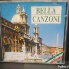 CDs de Música: BELLA CANZONI CD VOL 5 GERMANY PEPETO. Lote 248195810