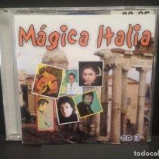 CDs de Música: MAGICA ITALIA CD VOL 3 DISCOLOCO SPAIN PEPETO. Lote 248196285