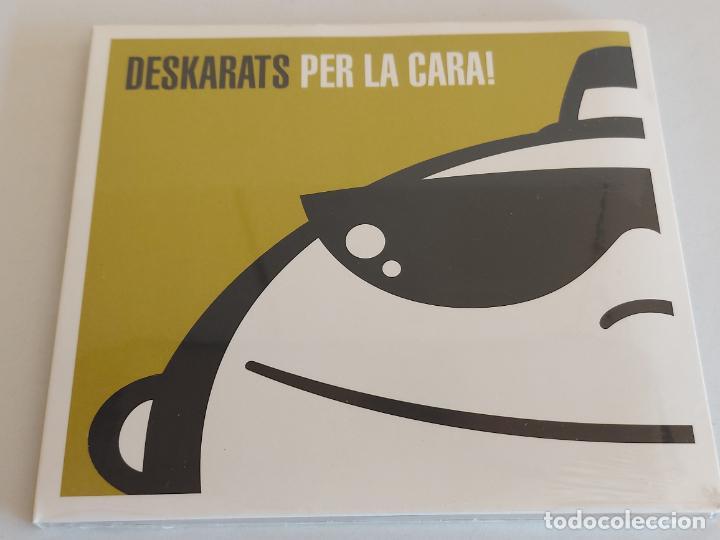DESKARATS / PER LA CARA ! / DIGIPACK-CD - PARTISANO RECORDS-2003 / 11 TEMAS + VIDEOCLIP / PRECINTADO (Música - CD's Reggae)