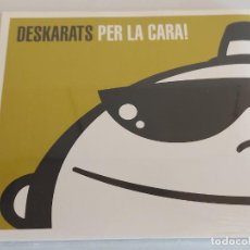 CDs de Música: DESKARATS / PER LA CARA ! / DIGIPACK-CD - PARTISANO RECORDS-2003 / 11 TEMAS + VIDEOCLIP / PRECINTADO. Lote 248199695