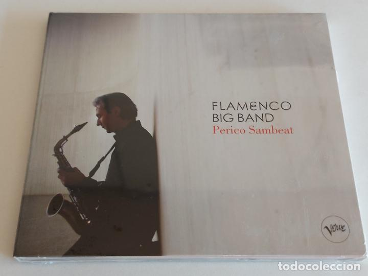PERICO SAMBEAT / FLAMENCO BIG BAND / DIGIPACK-CD - VERVE RECORDS-2008 / 8 TEMAS / PRECINTADO. (Música - CD's Flamenco, Canción española y Cuplé)