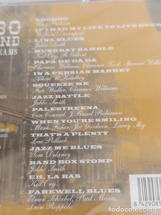 CDs de Música: GUMBO JASS BAND / NEW ORLEANS DREAMS / CD - 2005 / 15 TEMAS / PRECINTADO. - Foto 3 - 268913389