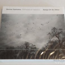 CDs de Música: SAVINA YANNATOU / PRIMAVERA EN SALONICO / CD - ECM RECORDS-2008 / 12 TEMAS / PRECINTADO. Lote 248208645