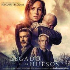 CDs de Música: LEGADO EN LOS HUESOS / FERNANDO VELÁZQUEZ CD BSO. Lote 248306730