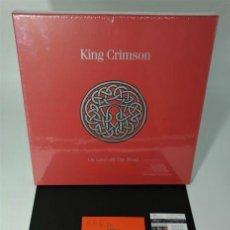 CDs de Música: KING CRIMSON / UNIQUE AUTOGRAPH & THE GREAT AND ULTIMATE CD- BOX. Lote 248371230