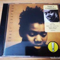 CDs de Música: CD DE TRACY CHAPMAN - TRACY CHAPMAN - DISCO HOMÓNIMO COMO NUEVO | ASYLUM RECORDS |. Lote 248491425
