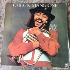 CDs de Música: CHUCK MANGIONE - FEELS SO GOOD . LP . 1978 A&M RECORDS. Lote 248498955