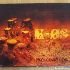 CDs de Música: K-OS (KONDENADOS) CD 1999. Lote 248557480