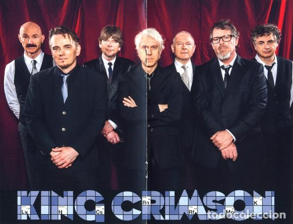 CDs de Música: King Crimson / CAJA DE GIRA THE ELEMENTS 2014 - Foto 8 - 248658405