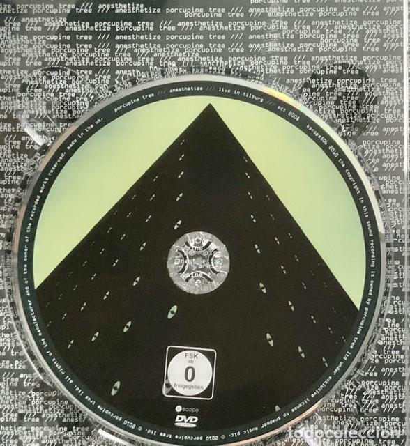 CDs de Música: Porcupine Tree - Anesthetize- Digibook de edición limitada - Foto 2 - 248661585